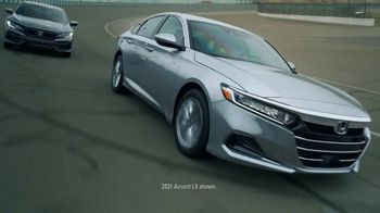 Honda Dream Garage Spring Event TV Spot, 'Accord, Civic Hatchback and Civic Sedan' Song by Danger Twins [T2] - Thumbnail 4