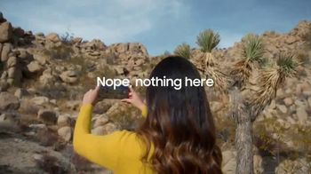 Samsung Galaxy S21 5G TV Spot, 'The End of Nothing to See' - Thumbnail 2