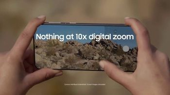 Samsung Galaxy S21 5G TV Spot, 'The End of Nothing to See' - Thumbnail 3