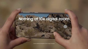 Samsung Galaxy S21 5G TV Spot, 'The End of Nothing to See' - Thumbnail 4