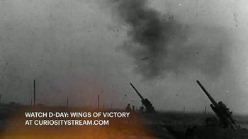 CuriosityStream TV Spot, 'D-Day: Wings of Victory' - Thumbnail 4