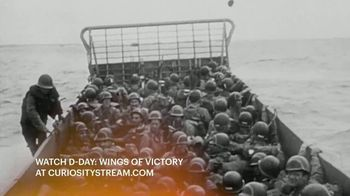 CuriosityStream TV Spot, 'D-Day: Wings of Victory' - Thumbnail 5
