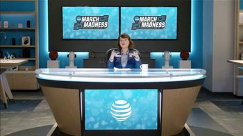 AT&T Wireless TV Spot, 'Lily Uncomplicates: Zone Defense' - Thumbnail 3