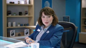 AT&T Wireless TV Spot, 'Lily Uncomplicates: Zone Defense' - Thumbnail 6