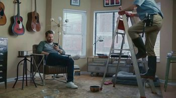 Rocket Mortgage TV Spot, 'Rocket Can: Leaky Roof'