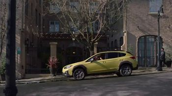 2021 Subaru Crosstrek TV Spot, 'Barn Wedding' [T1]