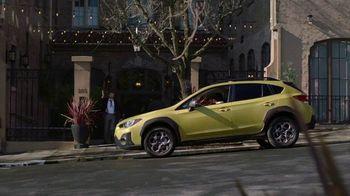 2021 Subaru Crosstrek TV Spot, 'Barn Wedding' [T1] - Thumbnail 1