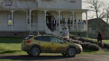 2021 Subaru Crosstrek TV Spot, 'Barn Wedding' [T1] - Thumbnail 9