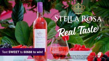 Stella Rosa Wines Stella Berry TV Spot, 'Real Taste Comes Naturally: Stella Berry' - Thumbnail 9