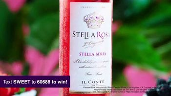 Stella Rosa Wines Stella Berry TV Spot, 'Real Taste Comes Naturally: Stella Berry' - Thumbnail 2