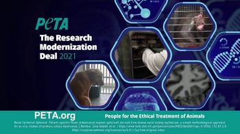 PETA TV Spot, 'The Research Modernization Deal 2021' - Thumbnail 5