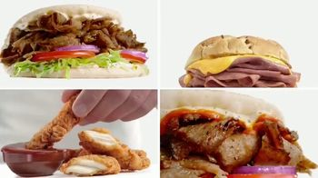 Arby's 2 for $6 Everyday Value TV Spot, 'BNC Hero'