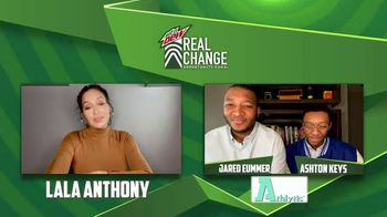 Mountain Dew TV Spot, 'Real Change Opportunity Fund: Lala's Mentorship Moments'
