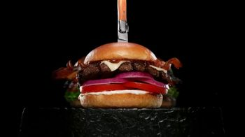 Hardee's Steakhouse Angus Thickburger TV Spot, 'Made Of' - Thumbnail 7