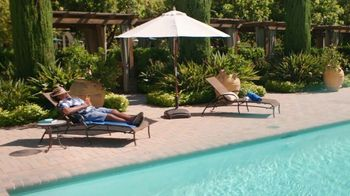 Visit California TV Spot, 'Busy by the Pool' - Thumbnail 1