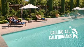 Visit California TV Spot, 'Busy by the Pool' - Thumbnail 7