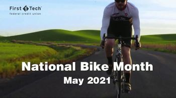 First Tech Federal Credit Union TV Spot, 'Invest in Your Lifestyle: Bike'