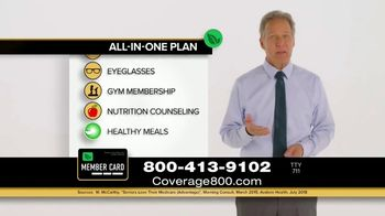 eHealthInsurance Services TV Spot, 'All-in-One Medicare Coverage'