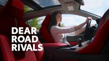 2021 Toyota Camry TV Spot, 'Dear Road Rivals: Camry' [T2] - Thumbnail 1