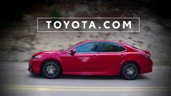 2021 Toyota Camry TV Spot, 'Dear Road Rivals: Camry' [T2] - Thumbnail 8