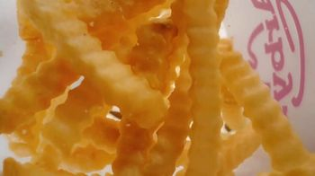 Arby's $1 Crinkle Fries TV Spot, 'Still Got Curlies' Song by Sugar Ray - Thumbnail 6