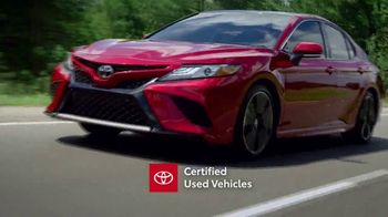 Toyota Certified Used Vehicles TV Spot, 'Authorized Dealer' [T2] - Thumbnail 2