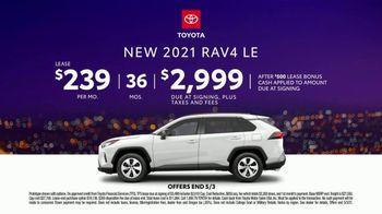 2021 Toyota RAV4 TV Spot, 'Dear Road Rivals: A for Effort' [T2] - Thumbnail 5