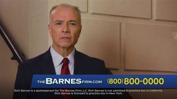 The Barnes Firm TV Spot, 'The Best Call You Can Make'