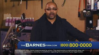 The Barnes Firm TV Spot, 'The Best Call You Can Make' - Thumbnail 2