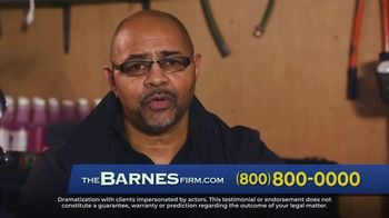 The Barnes Firm TV Spot, 'The Best Call You Can Make' - Thumbnail 3