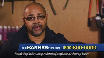 The Barnes Firm TV Spot, 'The Best Call You Can Make' - Thumbnail 4