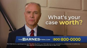 The Barnes Firm TV Spot, 'The Best Call You Can Make' - Thumbnail 6