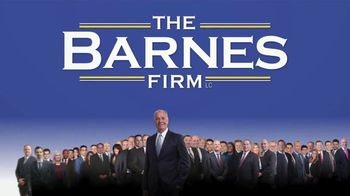 The Barnes Firm TV Spot, 'The Best Call You Can Make' - Thumbnail 7