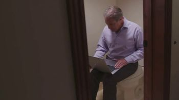 X-Chair TV Spot, 'Working From Home: $100 Off: Free Footrest'