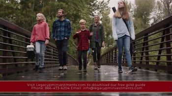 Legacy Precious Metals TV Spot, 'Protect Your Retirement' - Thumbnail 3