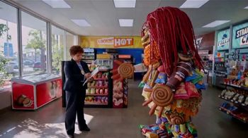 AmPm Bacon, Egg and Cheese Croissant TV Spot, 'Breakfast Sandwich at Large' - Thumbnail 1
