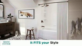 Bath Fitter Spring into Savings Event TV Spot, 'Save 10% Total Installation'