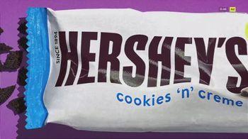 Hershey's Cookies 'n' Creme TV Spot, 'More Cookies'