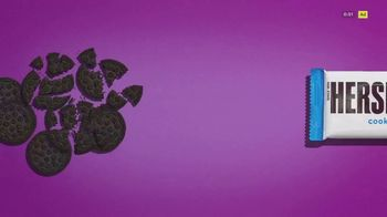 Hershey's Cookies 'n' Creme TV Spot, 'More Cookies' - Thumbnail 1