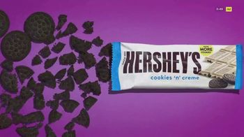Hershey's Cookies 'n' Creme TV Spot, 'More Cookies' - Thumbnail 2