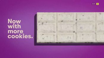 Hershey's Cookies 'n' Creme TV Spot, 'More Cookies' - Thumbnail 8