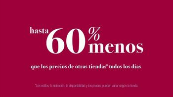 Burlington TV Spot, 'Ofertas de hasta 60% menos' [Spanish] - Thumbnail 5