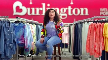 Burlington TV Spot, 'Ofertas de hasta 60% menos' [Spanish] - Thumbnail 6