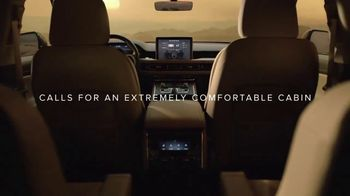 Lincoln Motor Company TV Spot, 'Comfort in the Extreme: Heat' [T1] - Thumbnail 5