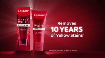 Colgate Optic White Renewal TV Spot, 'Baby Names' - Thumbnail 9
