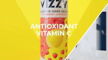 Vizzy Lemonade Hard Seltzer TV Spot, 'Antioxidant Vitamin C' - Thumbnail 8