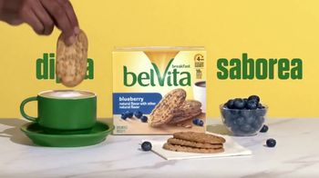 belVita Breakfast Biscuits TV Spot, 'Dipea y saborea' [Spanish] - Thumbnail 7