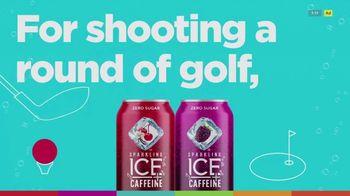 Sparkling Ice + Caffeine TV Spot, 'Golf'