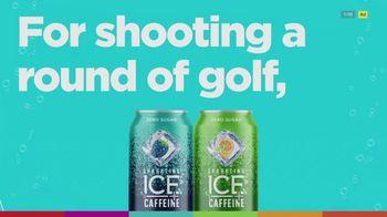 Sparkling Ice + Caffeine TV Spot, 'Golf' - Thumbnail 4