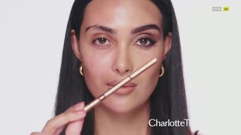 Charlotte Tilbury Supermodel Brows TV Spot, 'Easy-to-Use Eyebrow Makeup Secrets for Everyone!'
